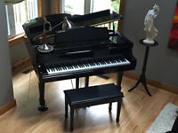 Baby Grand Piano, Mint Condition