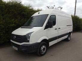 2011 Volkswagen Crafter CR50 2.0 TDi MWB HIGH ROOF - TWIN WHEEL