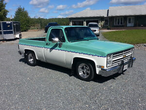 Tennessee Chevy short box