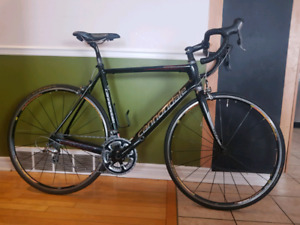 Cannondale Six 2009 Carbon Roadbike 56 cm