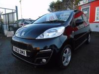 2013 Peugeot 107 1.0 Allure 5dr,1 owner from new,12 months mot,Warranty,Px we...