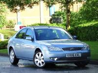 Ford Mondeo 2.0TDCi 130 SIV 2006.5 Ghia X..HEATED+COOLED LEATHER + NEW MOT