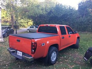 2008 Chevrolet Colorado Z71 cert/etest MINT.