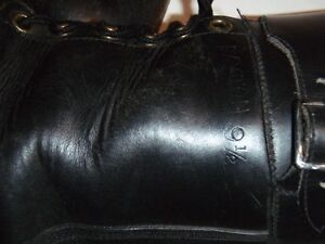 Leather riding boots Campbell River Comox Valley Area image 2