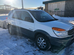 2002 Buick Rendezvous SUV, Crossover all wheel drive