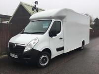 Vauxhall Movano Low Loader Luton Van***1 OWNER**FSH**LOW MILES*