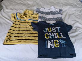 Boys clothes age 7-8