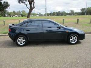 1997 Mazda 323 Hatchback