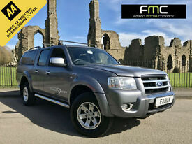2007 Ford Ranger Thunder XLT Double Cab 2.5TDCI Double Cab **History - NO VAT**