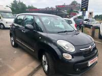 2014 Fiat 500L 1.3TD 85bhp Lounge Full Pan Roof - Full Service History*