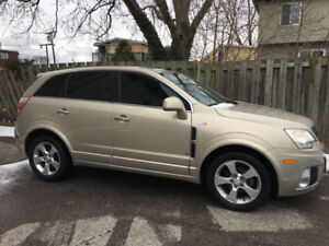 2009 GM Saturn Vue SUV Crossover Red Line