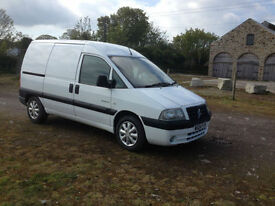 04 Reg Citroen Dispatch 2.0 HDI New Mot 112000 Miles