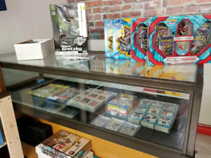 BUYING @New Toronto Store Sports Cards, Video Games, Records etc