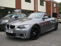 2009 09-Reg BMW 320i M Sport Convertible,GEN 71,000 MILES,GREAT SPEC!!