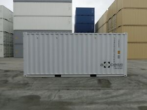 NEW Steel Shipping/Storage containers