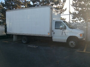 2002 FORD E-350 SUPER DUTY ! BEST BOX TRUCK !