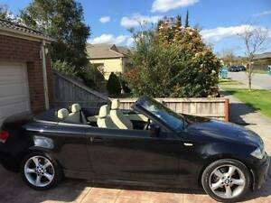 2010 BMW 120i E88 Auto Convertible RWC + 1 year REGO Narre Warren Casey Area Preview