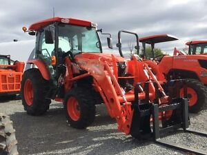 KUBOTA L3560HSTCC-0% FOR 84 MONTHS-6YR WARRANTY