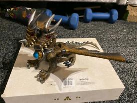 Mega bloks dragon