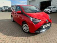 2018 Toyota AYGO VVT-I X-PLAY Hatchback Petrol Manual