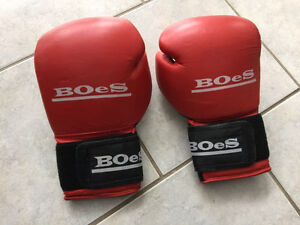 BOeS Boxing Gloves 12 oz. $40 London Ontario image 1