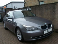 09 59 BMW 520D SPORT SE BUSINESS EDN 4DR SATNAV BLUETOOTH LEATHER F.S.H CRUISE