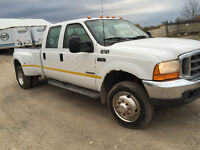 2001 Ford F-450 Power stroke v8 Pickup Truck certifed e tested