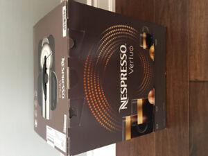 Brand New Never Used Nespresso Coffee Machine On Sale