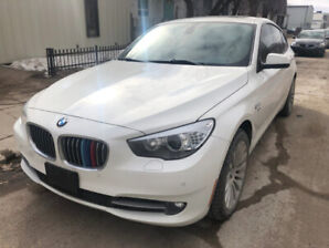 2011 BMW 535GT Xdrive. accident free.fully load
