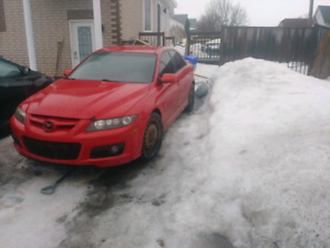 2007 Mazda speed 6 for parts