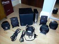 Creative Surround Sound Speakers 5.1 System