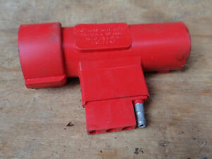Ford truck / Bronco, trailer wiring adapter, 1980-86