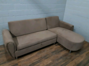 Free delivery: Sofabed sectional​