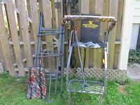 Rivers Edge tree stand for sale
