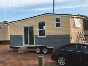 Tiny House-Exterior Complete, Make it Your Own!