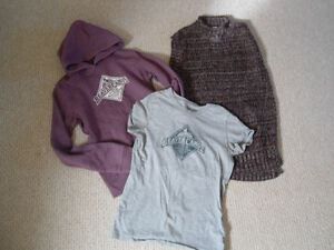 Women's Multi-Item Lot Roots/Beaver Canoe Clothes 6 items XS/S