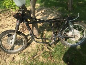 Parting Out 1973 Suzuki GT380