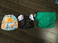 Flip Cloth Diaper Package
