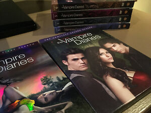 The vampire diaries Saison 1 a 6