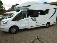 Chausson Flash 616 5 berthlow profile motorhome for sale ref 16094 SALE AGREED