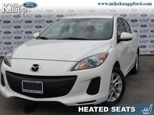 2012 Mazda Mazda3 GS  - Heated Seats