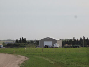 Build that dream home on Land with large shop for sale