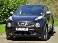 Nissan Juke 1.6 Shiro 5dr PETROL MANUAL 2012/62