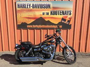 2015 Harley-Davidson FXDWG - Dyna Wide Glide