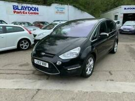 image for 2012 Ford S-MAX 2.0 TDCi Titanium 5dr MPV Diesel Manual