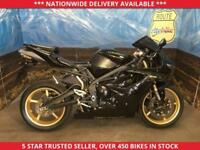 TRIUMPH DAYTONA DAYTONA 675 ARROW EXHAUST FSH LONG MOT 2012 12 PLATE