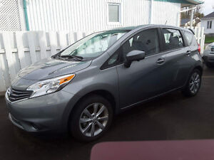 2015 Nissan Versa Berline Négotiable