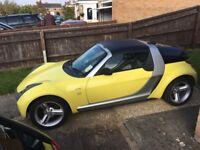 Smart Roadster - Hardtop Coupe