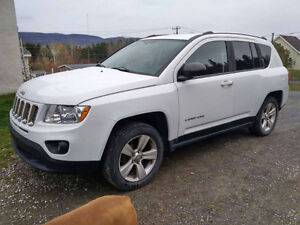 2012 Jeep Compass North SUV, Crossover