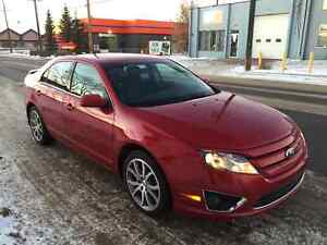 2012 Ford Fusion SEL AWD 3.0L V6, perfect condition, great deal!